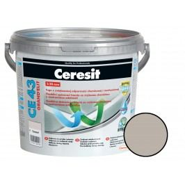 Spárovací hmota Ceresit CE43 5 kg šedá (CG2WA) CE43507