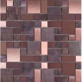 Mozaika měděná 4,8/2,3 - set 29,8/29,8cm MOS4823CO