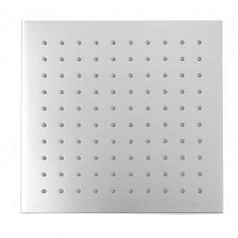 Hlavová sprcha, 200x200mm, chrom