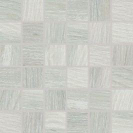 Mozaika Rako Faro šedobílá 30x30 cm, mat, rektifikovaná DDM06719.1