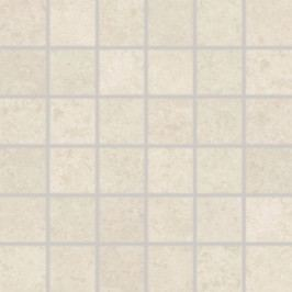 Mozaika Rako Base R světle béžová 30x30 cm, mat, rektifikovaná WDM06431.1