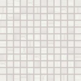 Mozaika Rako Boa bílá 30x30 cm, mat, rektifikovaná WDM02525.1