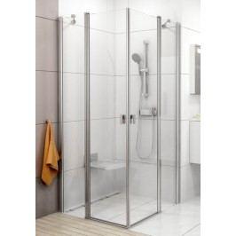 Sprchový kout RAVAK CRV2-80 bílá+Transparent 1QV40100Z1