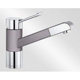 Blanco ZENOS-S SILGRANIT aluminium/chrom