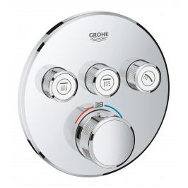 Sprchová baterie podomítková Grohe SmartControl bez podomítkového tělesa 29121000