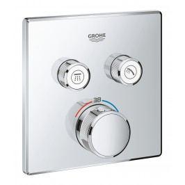 Sprchová baterie podomítková Grohe SmartControl bez podomítkového tělesa 29124000