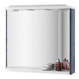 RAVAK Zrcadlo M 780 L bílá/bílá X000000331