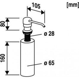 ABU Multiset dávkovač mýdla 712599