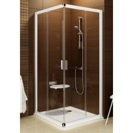 Sprchový kout RAVAK BLRV2K-120 bílá+Grape 1XVG0100ZG