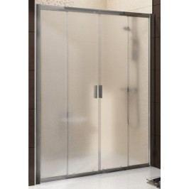 Sprchové dveře RAVAK BLDP4-130 bílá+Grape 0YVJ0100ZG