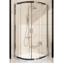 Sprchový kout RAVAK BLCP4-80 SABINA satin+Transparent 3B240U40Z1