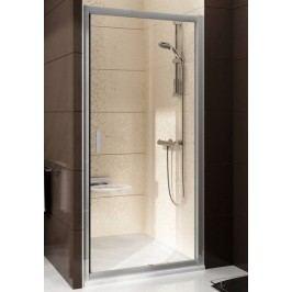 Sprchové dveře RAVAK BLDP2-100 bílá+Grape 0PVA0100ZG