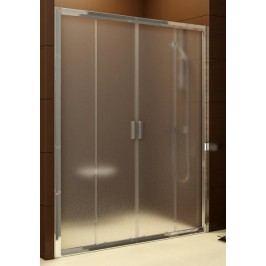 Sprchové dveře RAVAK BLDP4-140 bílá+Transparent 0YVM0100Z1