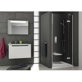 Sprchové dveře RAVAK SMSD2-90 (A) P chrom+transparent 0SP7AA00Z1