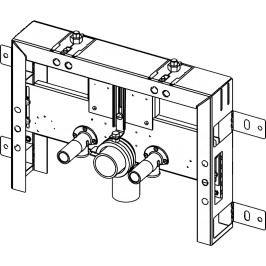 Tece BOX konstrukce k bidetu pro zazdění 9.370.031