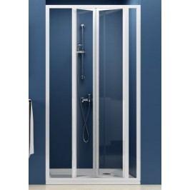 Sprchové dveře RAVAK SDZ3-90 bílá+grape 02V70100ZG