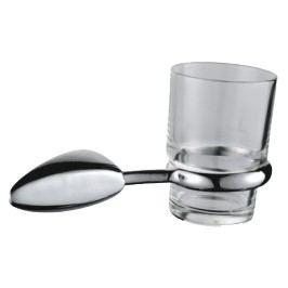 Držák skleniček Zen, chrom ZEN27NEW