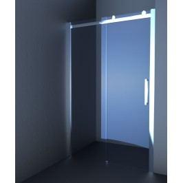 Sprchové dveře Anima T-Linea posuvné 120 cm, čiré sklo, chrom profil TLD120TL