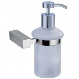 Dávkovač mýdla Element hranatý nástěnný ELE99