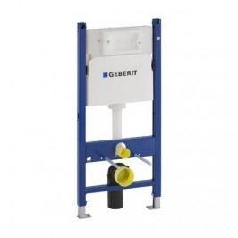 GEBERIT Duofix DUOFIXBasic pro závěsné WC, s nádržkou Delta, pro ovládací tlačítka Delta (111.153.00.1)