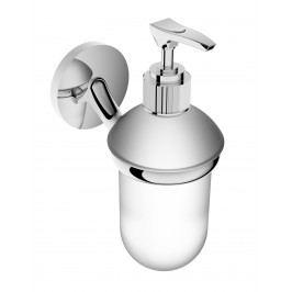 Dávkovač mýdla Simple kulatý nástěnný SIM99