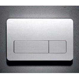 Dvojčinné ovládací tlačítko Jika plast, chrom H8936640070001