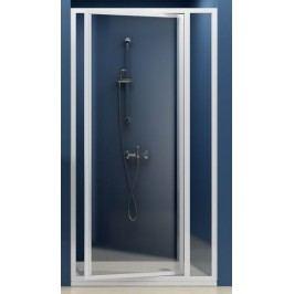 Sprchové dveře RAVAK SDOP-90 bílá+transparent 03V70100Z1