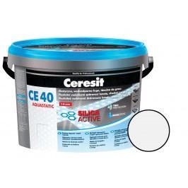 Spárovací hmota Ceresit CE40 2 kg bílá (CG2WA) CE40201