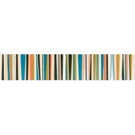 Listela Fineza Via veneto mix barev 5x25 cm, mat WLAGE017.1