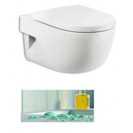 Závěsné WC Roca Meridian, zadní odpad, 56cm A34624700M
