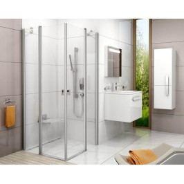 Sprchový kout RAVAK CRV2-90 satin+Transparent 1QV70U00Z1