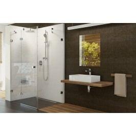 Sprchový kout RAVAK BSDPS-100/80 R chrom+transparent 0UPA4A00Z1