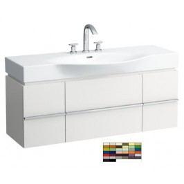 Skříňka pod umyvadlo Laufen Case 119,3 cm, multicolor H4013020759991