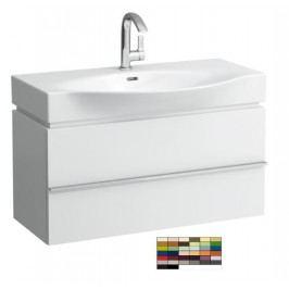 Skříňka pod umyvadlo Laufen Case 89,3 cm, multicolor H4012520759991