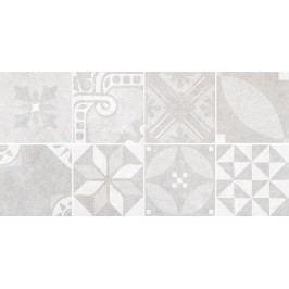 Dekor Rako Extra světle šedá 20x40 cm, mat WADMB223.1
