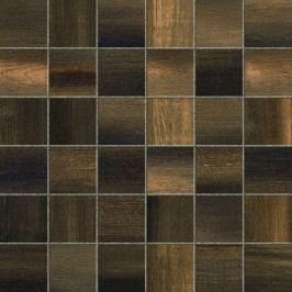 Mozaika Dom Nori rosso 30x30 cm, mat, rektifikovaná DNOM50