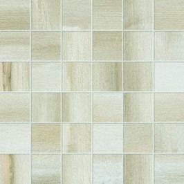 Mozaika Dom Nori taupe 30x30 cm, mat, rektifikovaná DNOM04