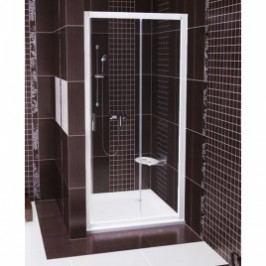 Sprchový kout RAVAK BLDP2-100 bílá+Transparent 0PVA0100Z1