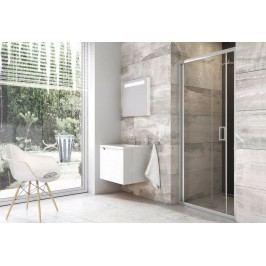Sprchové dveře RAVAK BLDZ2-70 bright alu+Transparent X01H10C00Z1