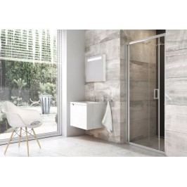 Sprchové dveře RAVAK BLDZ2-90 bright alu+Transparent X01H70C00Z1
