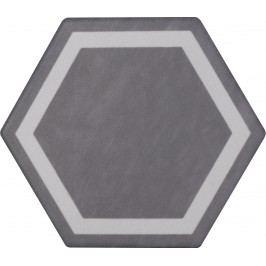 Dlažba Tonalite Examatt grigio medio exatarget 15x17 cm, mat EXMDEXAGM
