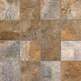 Mozaika Sintesi Newslate hnědá 30x30 cm, mat NEWSLATE1990