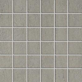 Mozaika Dom Stone Fusion lead 30x30 cm, mat DSFM02