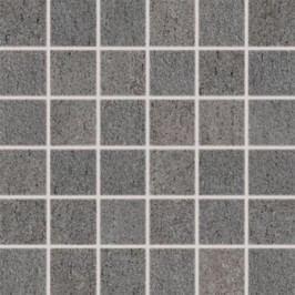 Mozaika Rako Unistone šedá 30x30 cm, mat, rektifikovaná DDM06611.1
