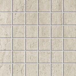 Mozaika Dom Stone Fusion cream 30x30 cm, mat DSFM20