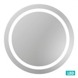 Zrcadlo s osvětlením led Iluxit 67x67 cm IP55, bez vypínače ZIL6767KLEDBV