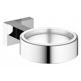 Grohe Essentials Cube - Držák skleničky/mýdelníku, chrom 40508001