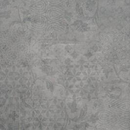 Dekor Porcelaingres Urban grey wave 60x60 cm, mat, rektifikovaná X606292X8