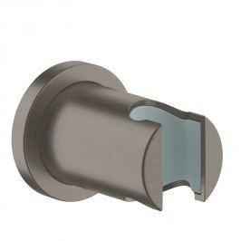 Grohe RAINSHOWER Nástěnný držák sprchy, kartáčovaný tmavý grafit - G27074AL0