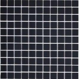 Mozaika černá 2,5/2,5 MOS25BK
